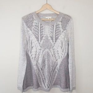 NWT Mystree | Open Knit Sweater